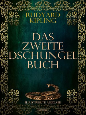 cover image of Das Zweite Dschungelbuch (Illustrierte Ausgabe)