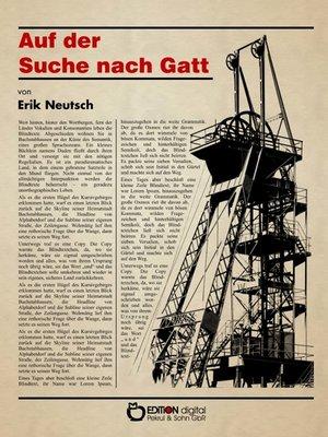 cover image of Auf der Suche nach Gatt