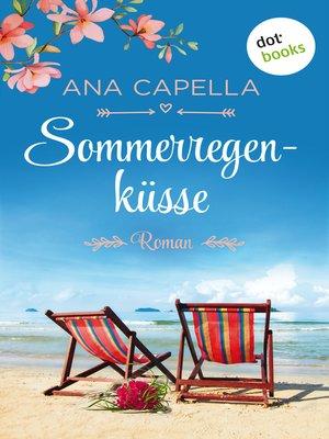 cover image of Sommerregenküsse