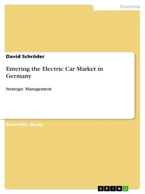 cover image of Entering the Electric Car Market in Germany