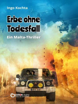 cover image of Erbe ohne Todesfall