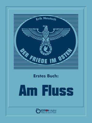 cover image of Der Friede im Osten. Erstes Buch