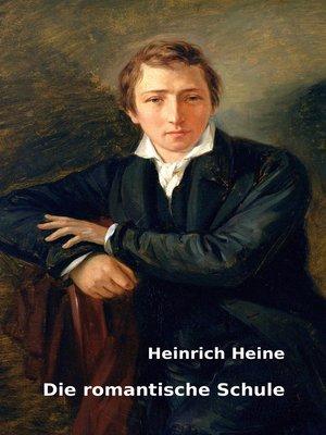 cover image of Die romantische Schule