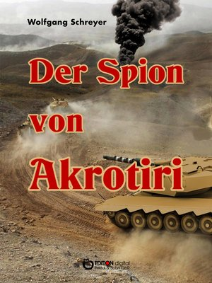 cover image of Der Spion von Akrotiri