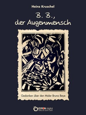 cover image of B.B., der Augenmensch