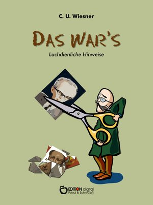 cover image of Das war's