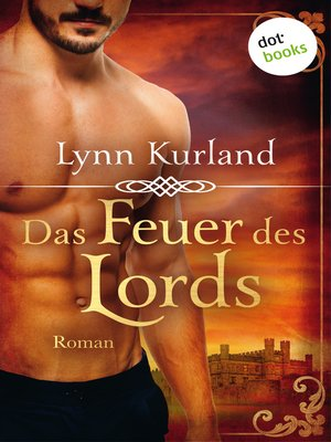 cover image of Das Feuer des Lords--Die DePiaget-Serie