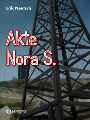 cover image of Akte Nora S.