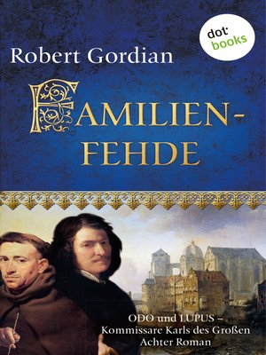 cover image of Familienfehde