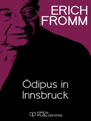 cover image of Ödipus in Innsbruck