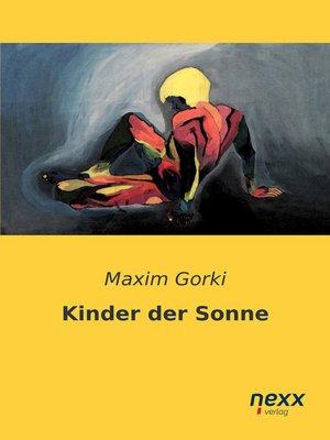 cover image of Kinder der Sonne