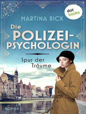 cover image of Die Spur der Träume