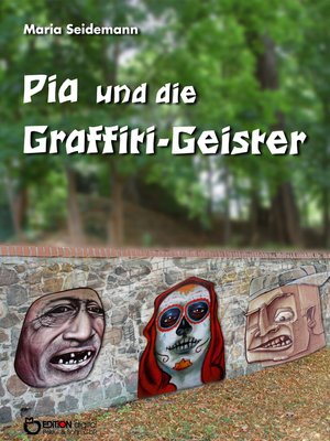 cover image of Pia und die Graffiti-Geister