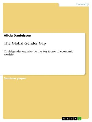 cover image of The Global Gender Gap