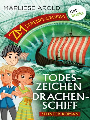 cover image of ZM--streng geheim