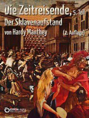 cover image of Die Zeitreisende, Teil 5