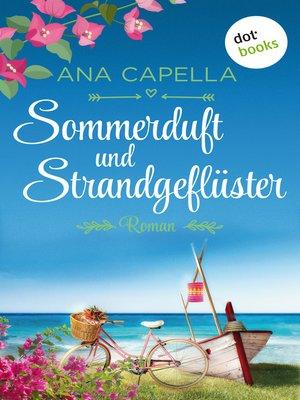 cover image of Sommerduft und Strandgeflüster