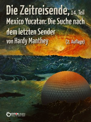 cover image of Die Zeitreisende, 14. Teil