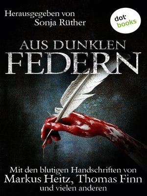 cover image of Aus dunklen Federn