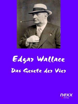 cover image of Das Gesetz der Vier