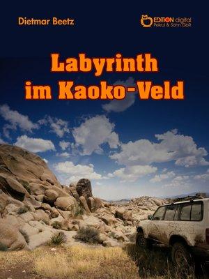 cover image of Labyrinth im Kaoko-Veld