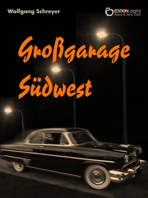 cover image of Großgarage Südwest