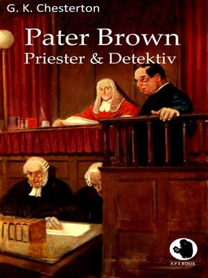 cover image of Pater Brown--Priester und Detektiv