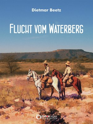 cover image of Flucht vom Waterberg