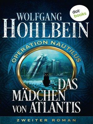 cover image of Das Mädchen von Atlantis