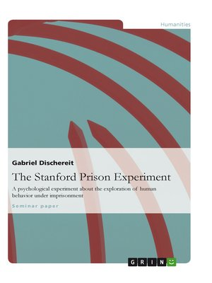 cover image of The Stanford Prison Experiment