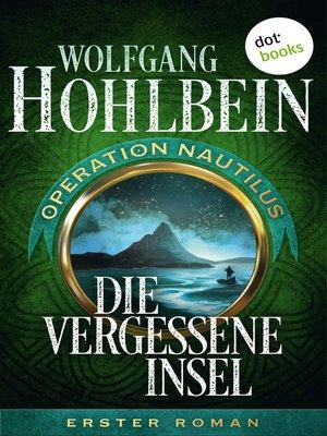 cover image of Die vergessene Insel