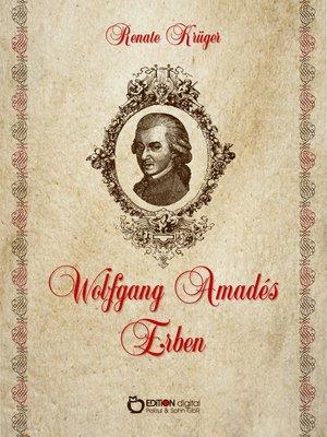 cover image of Wolfgang Amadés Erben