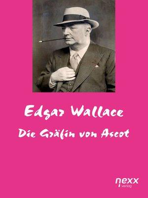 cover image of Die Gräfin von Ascot