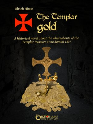 cover image of The Templar Gold