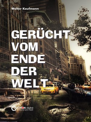 cover image of Gerücht vom Ende der Welt