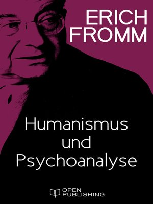 cover image of Humanismus und Psychoanalyse
