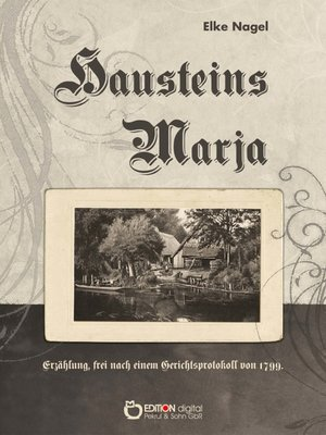 cover image of Hausteins Marja