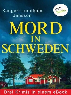 cover image of Mord in Schweden