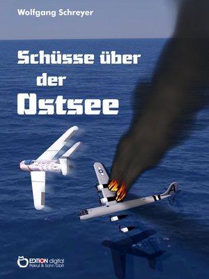 cover image of Schüsse über der Ostsee