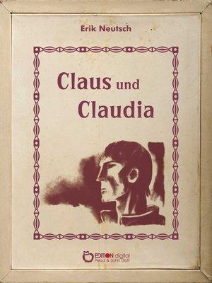 cover image of Claus und Claudia