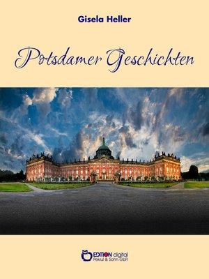 cover image of Potsdamer Geschichten