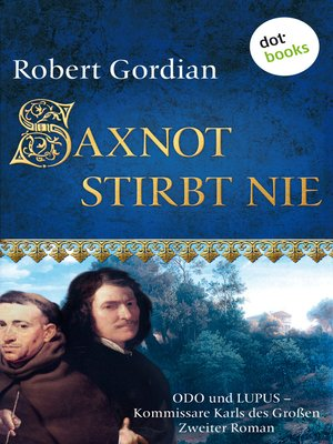 cover image of Saxnot stirbt nie