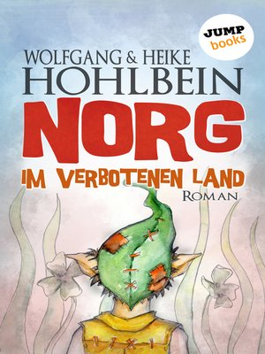 cover image of NORG--Erster Roman