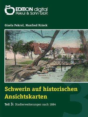 cover image of Schwerin auf historischen Ansichtskarten