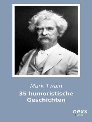 cover image of 35 humoristische Geschichten