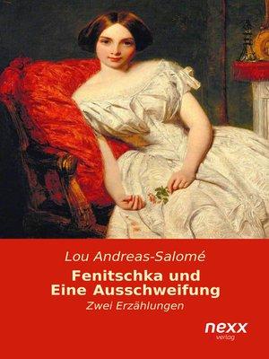 cover image of Fenitschka und Eine Ausschweifung