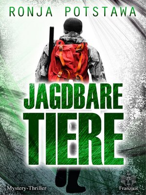 cover image of Jagdbare Tiere