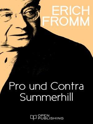 cover image of Pro und Contra Summerhill
