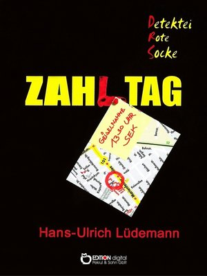 cover image of Zahltag