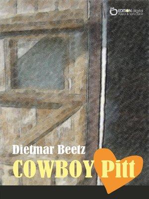 cover image of COWBOY Pitt